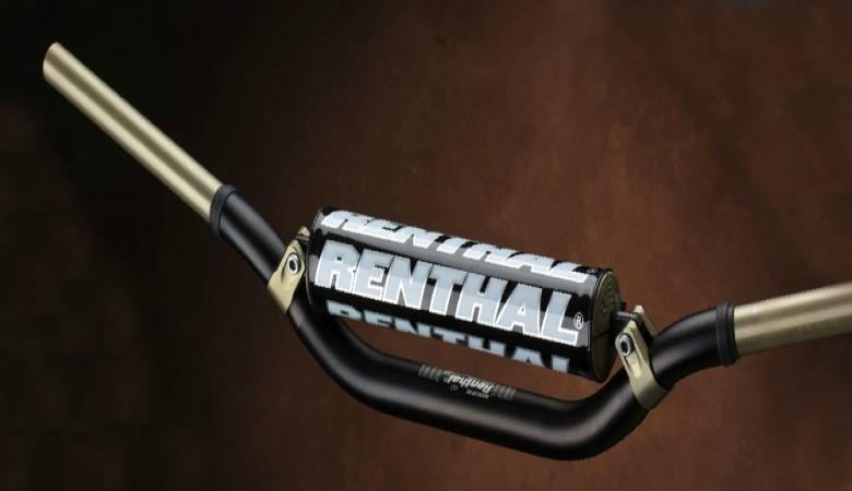 Renthal® Twinwall® - най-силното, най-сигурно кормило за мотокрос